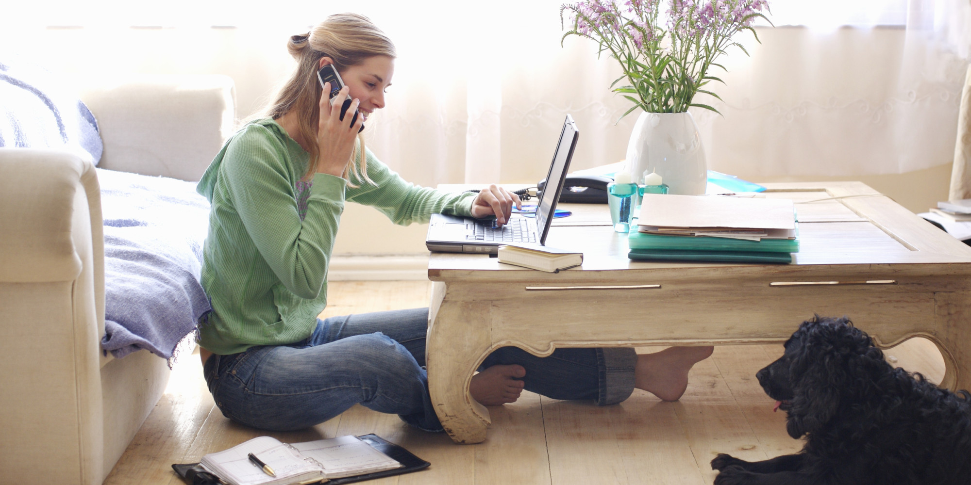 Advantages of Starting Your Own Home Based Business